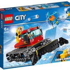 LEGO City - Compactor de zapada 60222