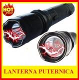 Lanterna Cu Electrosoc Pentru Autoaparare Husa, Cu lanterna