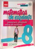 Matematica de excelenta cls. VIII - 8