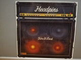 Headpins – Turn it Loud (1982/Atlantic/RFG)  - Vinil/Vinyl/Impecabil/Hard-Rock