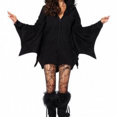 F507-1 Costum tematic Halloween, model liliac, M, M/L