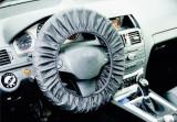 Cumpara ieftin Husa protectie volan auto din piele reutilizabil