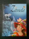 ZANELE. 18 POVESTI CU ZANE (2008, ilustratii de Liliane Crismer)