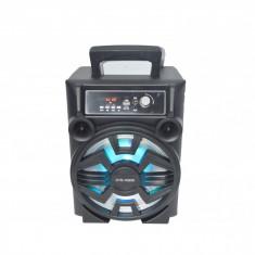 Boxa portabila Karaoke 50W PMPO KTS-1090D cu Bluetooth si maner