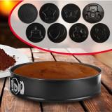 Formă de tort rotundă cu 8 baze detașabile, Vanora Home