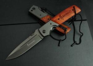 Cutit briceag BROWNING Elite Edition 28 cm cu suport de prindere la curea