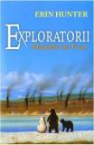 Exploratorii Vol.3: Muntele de fum - Erin Hunter
