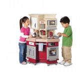 Bucatarie copii 3 ani + Rosie Micul Bucatar Little Tikes