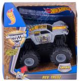 Masinuta Hot Wheels Monster Jam, Rev Tredz, Max-D, DXB06