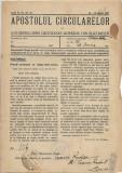 Apostolul circularelor nr 23-24, 1937 Arhiepiscopia Ortodoxa Romana