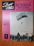 sport si tehnica mai 1970-articol masina moskvici,sportul automobilistic