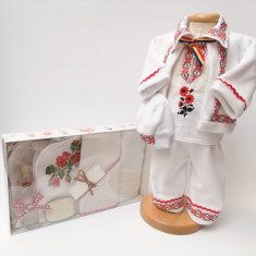 Set Traditional Botez Costumas baiat Trusou baiat 2
