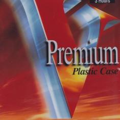 Caseta video VHS SONY Premium E-180 neinregistrata , sigilata
