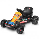 Kart electric pentru copii, Negru