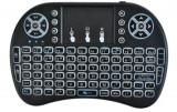 Tastatura wireless (telecomanda) calculator cu mouse
