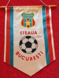 Fanion fotbal STEAUA Bucuresti (anii `80)