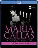 Callas Maria Maria Callas At Covent Garden (BluRay)