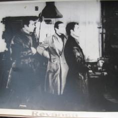 Film/teatru Romania - fotografie originala (25x19) - Revansa
