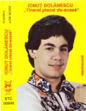 Caseta audio: Ionut Dolanescu - Tinerel plecai de-acasa ( Electrecord STC840 ), Casete audio
