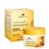 Crema de noapte revitalizanta cu miere, Cosmetic Plant