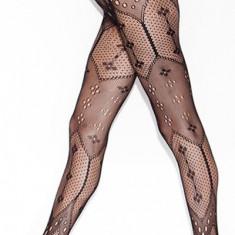 STK139-1 Ciorapi sexy cu plasa si model