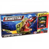 Set lansator de masinute Teamsterz, Dino Attack