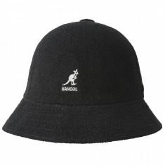 Palarie Kangol Bermuda Casual Negru (Masura : S,M,L,XL) - Cod 21321