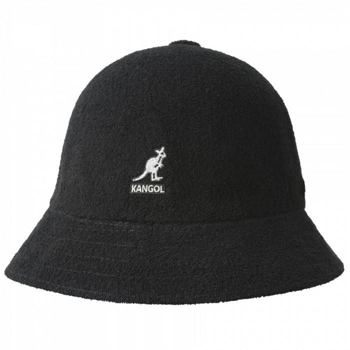 Palarie Kangol Bermuda Casual Negru (Masura : S,M,L,XL) - Cod 432423513