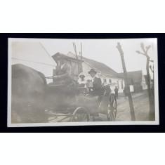MIRI IN TRASURA , INTR - UN SAT DIN ARDEAL , FOTOGRAFIE MONOCROMA , DATATA 1928