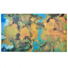 Mocheta cu tema militara, pentru jocuri interactive, 60×110 cm