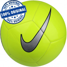 Minge fotbal Nike Pitch Training - minge originala, 5, Teren sintetic
