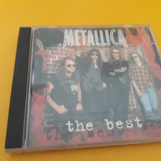 CD METALLICA-THE BEST ORIGINAL