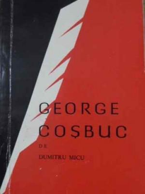 GEORGE COSBUC - DUMITRU MICU foto