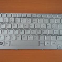 Tastatura laptop second hand SONY VGN-CR Silver UK