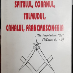 NICOLAE PAULESCU SPITALUL CORANUL TALMUDUL CAHALUL FRANCMASONERIA LEGIONAR 192 P
