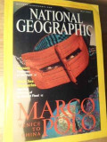 NATIONAL GEOGRAPHIC MARCO POLO VENICE TO CHINA MAY 2001 - COLECTIV