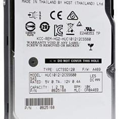 Hard Disk Server HGST Ultrastar C10K1200 HUC101212CSS600 (0B25168) 1.2TB 10000 RPM, SAS