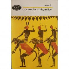 Comedia magarilor (Teatru II) - Plaut