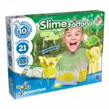 Joc educativ Science4you, fabrica de slime luminoasa