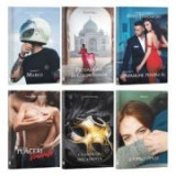 Pachet Tentatia seductiei - Alexandra Andreica, Dyana Pislaru, Paula Stoianovici, Antoaneta Antonov, Lexi B. Newman, Bianca E.