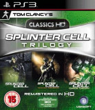 Splinter Cell Trilogy Hd Classics Ps3