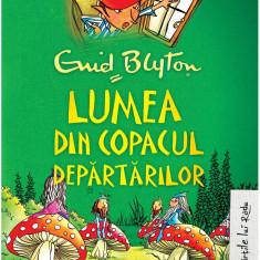Lumea din Copacul Departarilor   Enid Blyton