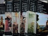 MEDITERANA SI LUMEA MEDITERANEANA IN EPOCA LUI FILIP AL II LEA - FERNAND BRAUDEL -BUC. 1985 VOL.I-VI