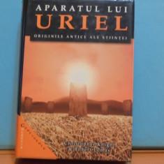CHRISTOPHER KNIGHT & ROBERT LOMAS -APARATUL LUI URIEL- STIINTA ANTICA-CARTONATA