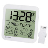 Statie meteo Bresser MyTime, termometru, higrometru, alarma, functie snooze