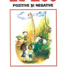 Caseta  Gabriela Sauciuc-Cicone - Marian Stere – La Zoo (Pozitive Și Negative)