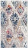 Covor Modern & Geometric Farrah, Mov/Gri, 120x180, Safavieh