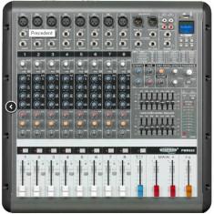 Mixer cu amplificator 8 canale 860D, 2 x 650W