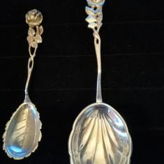 Tacamuri argintate - Antiko 100 decor trandafiri