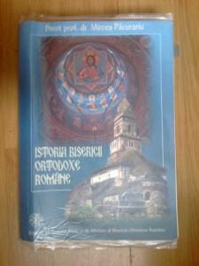 w1 Istoria bisericii ortodoxe romane - Mircea Pacurariu